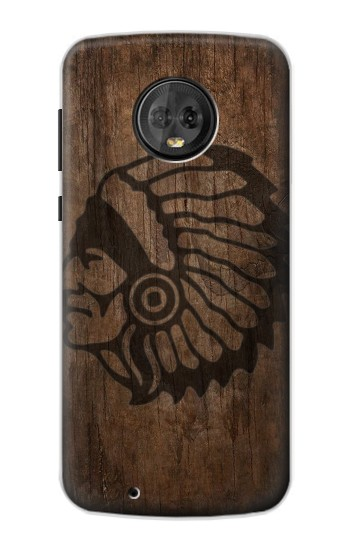 Printed Indian Head Motorola Moto G6 Case