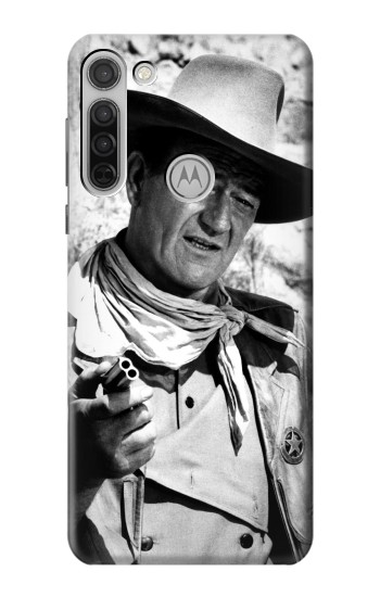 Printed John Wayne The Searchers Motorola Moto G8 Case