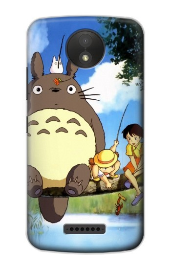 Printed Totoro and Friends Google Pixel C Case
