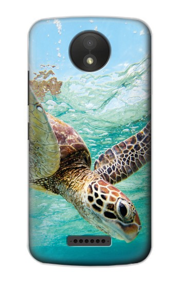 Printed Ocean Sea Turtle Google Pixel C Case