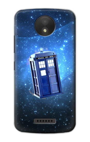 Printed Doctor Who Tardis Google Pixel C Case