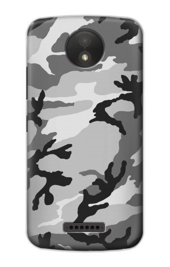 Printed Snow Camo Camouflage Graphic Printed Google Pixel C Case