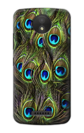 Printed Peacock Feather Google Pixel C Case