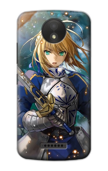 Printed Fate Stay Night Saber Arturia Pendragon Google Pixel C Case