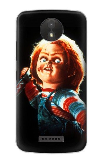 Printed Chucky With Knife Google Pixel C Case