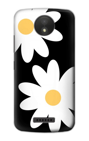 Printed Daisy White Flowers Google Pixel C Case