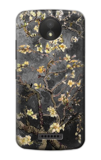 Printed Black Blossoming Almond Tree Van Gogh Google Pixel C Case
