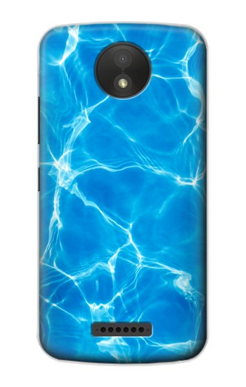 Printed Blue Water Swimming Pool Google Pixel C Case