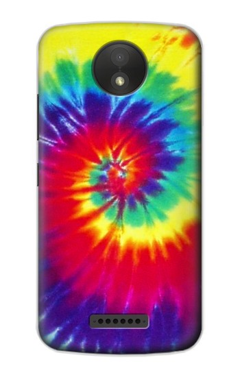 Printed Tie Dye Fabric Color Google Pixel C Case