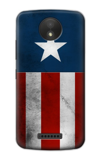 Printed Captain Star Flag of America Google Pixel C Case