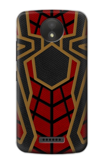 Printed Spiderman Inspired Costume Google Pixel C Case