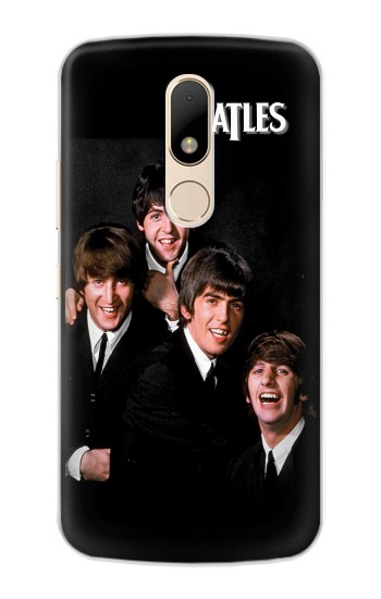 Printed The Beatles Motorola Moto E Case