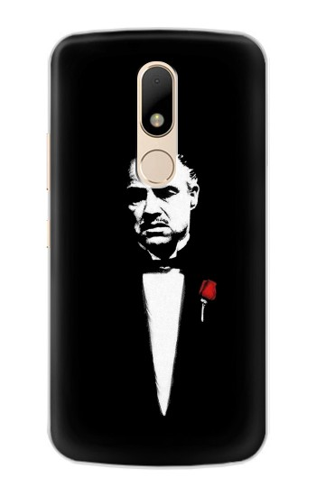 Printed Godfather Motorola Moto E Case