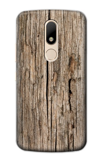 Printed Wood Motorola Moto E Case