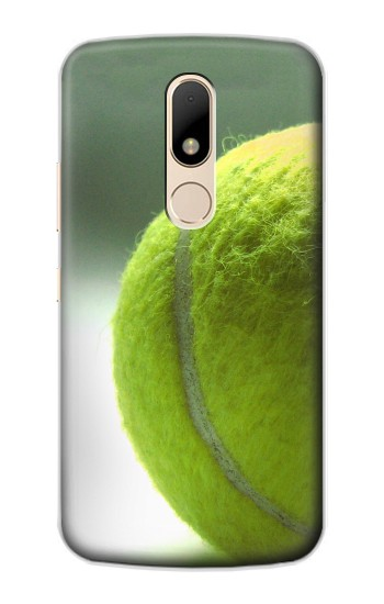 Printed Tennis Ball Motorola Moto E Case