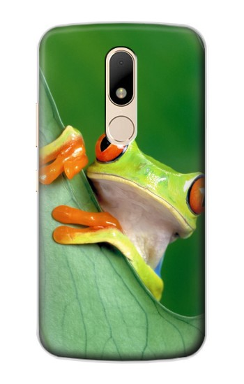 Printed Little Frog Motorola Moto E Case
