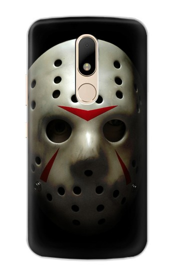 Printed Scary Hockey Mask Jason Motorola Moto E Case