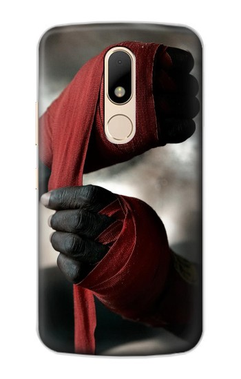 Printed Boxing Fighter Motorola Moto E Case