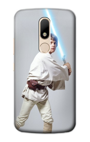 Printed Luke Skywalker Star Wars Motorola Moto E Case