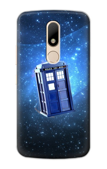 Printed Doctor Who Tardis Motorola Moto E Case