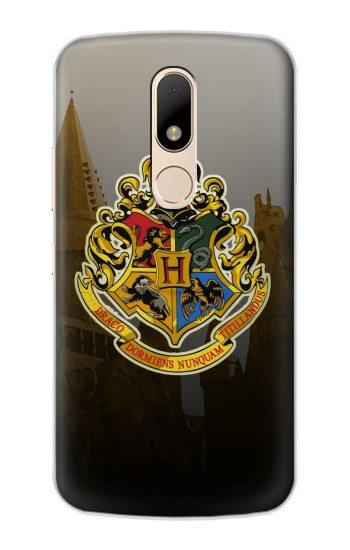 Printed Hogwarts School of Witchcraft and Wizardry Motorola Moto E Case