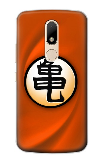 Printed Dragon Ball Son Goku Kame Turtle Uniform Motorola Moto E Case