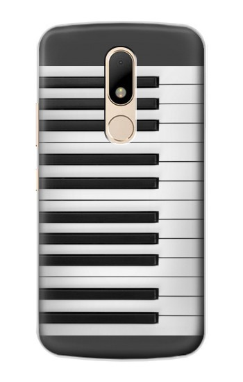 Printed One Octave Piano Motorola Moto E Case