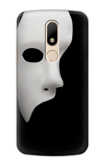 Printed Phantom of The Opera Mask Motorola Moto E Case