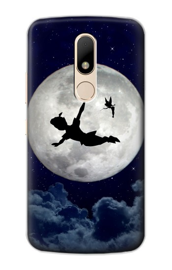 Printed Peter Pan Motorola Moto E Case