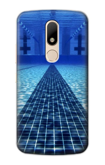 Printed Swimming Pool Motorola Moto E Case