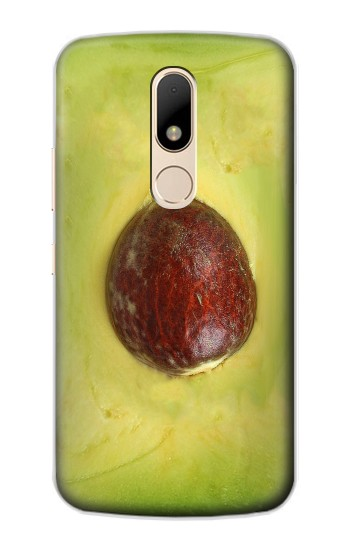 Printed Avocado Fruit Motorola Moto E Case