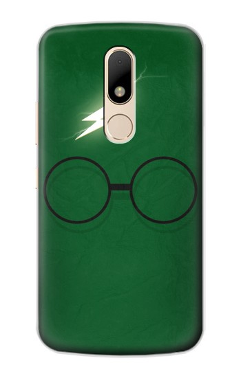 Printed Harry Potter Minimalist Motorola Moto E Case
