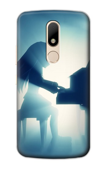 Printed Japan Anime Angel Beats Motorola Moto E Case