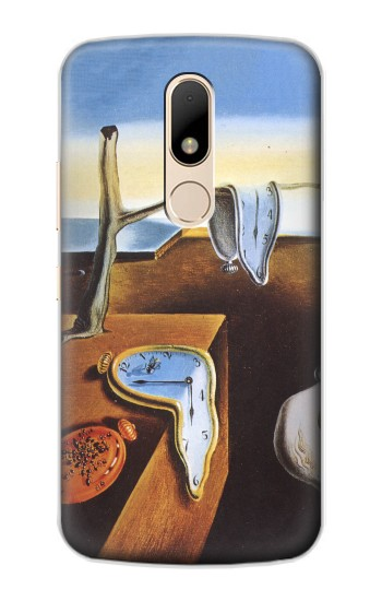 Printed Salvador Dali The Persistence of Memory Motorola Moto E Case