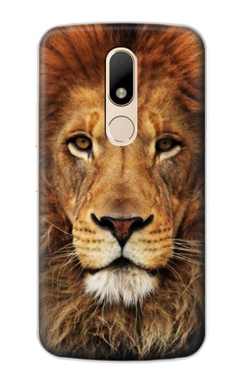 Printed Lion King of Beasts Motorola Moto E Case
