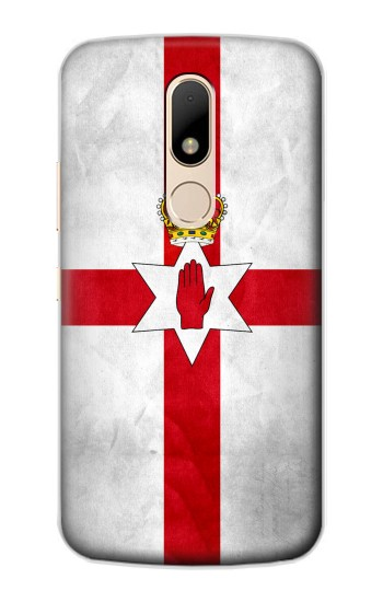 Printed Northern Ireland Flag Motorola Moto E Case