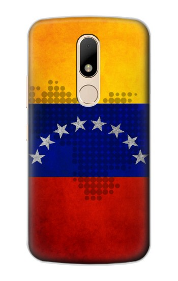 Printed Venezuela Map Flag Motorola Moto E Case