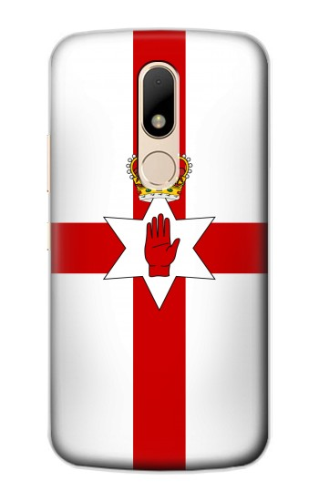 Printed Flag of Northern Ireland Motorola Moto E Case