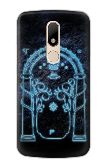 Printed Lord of The Rings Mines of Moria Gate Motorola Moto E Case