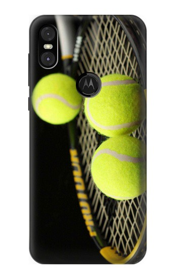 Printed Tennis Motorola One (Moto P30 Play) Case