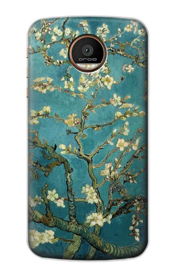 Printed Blossoming Almond Tree Van Gogh Motorola Moto Z Force Case