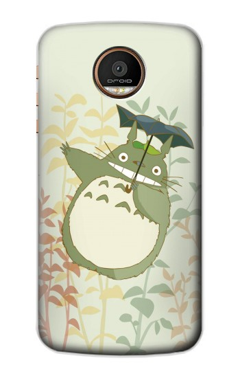 Printed My Neighbor Totoro Motorola Moto Z Force Case
