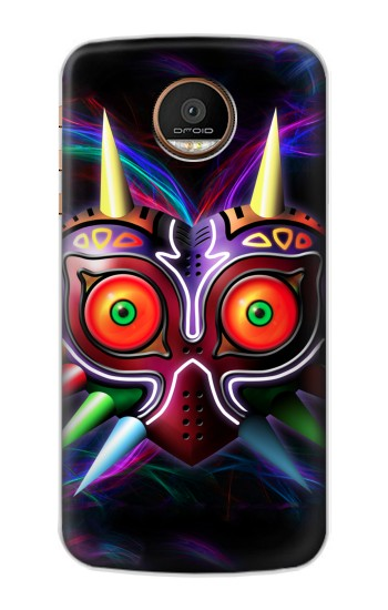 Printed The Legend of Zelda Majora Mask Motorola Moto Z Force Case