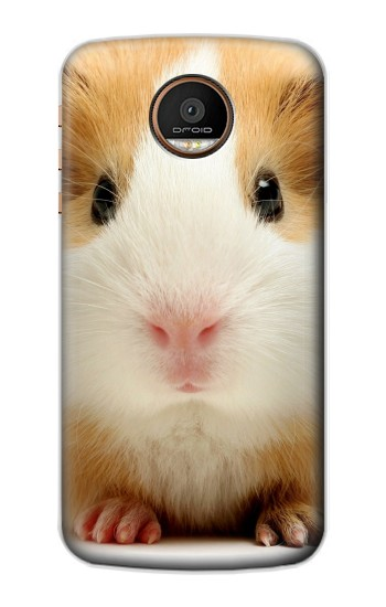 Printed Cute Guinea Pig Motorola Moto Z Force Case