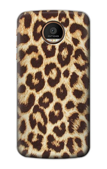Printed Leopard Pattern Graphic Printed Motorola Moto Z Force Case