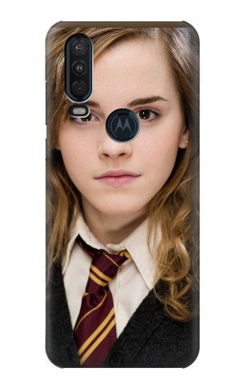 Printed Harry Potter Hermione Motorola One Action (Moto P40 Power) Case