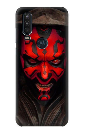 Printed Darth Maul Motorola One Action (Moto P40 Power) Case