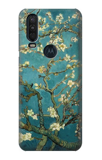 Printed Blossoming Almond Tree Van Gogh Motorola One Action (Moto P40 Power) Case
