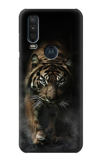 Printed Bengal Tiger Motorola One Action (Moto P40 Power) Case
