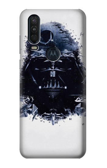 Printed Darth Vader Motorola One Action (Moto P40 Power) Case